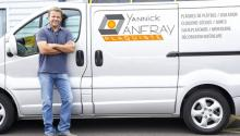 Yannick Anfray plaquiste
